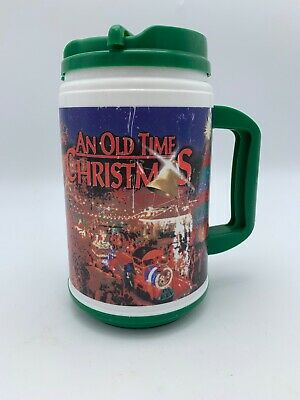 Silver Dollar City Refillable Large Mug Cup Specialty Fountain Grandfathered 08