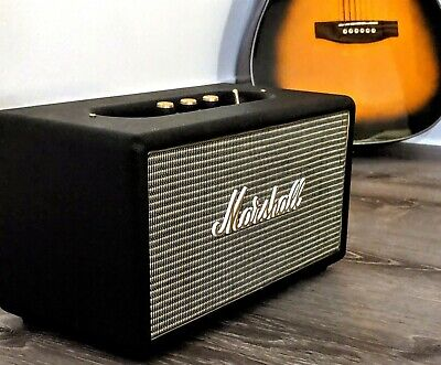 Marshall Stanmore Wireless Bluetooth Speaker BLACK