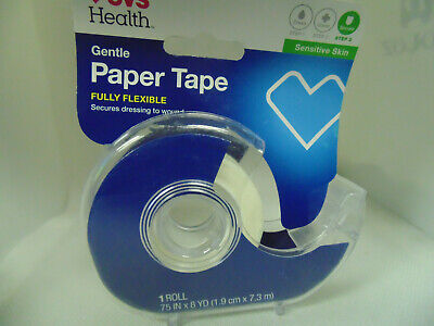 2 Each Cvs Gentle Tape Wrap 2 X 2 2 Yd Sticks To Itself Not To