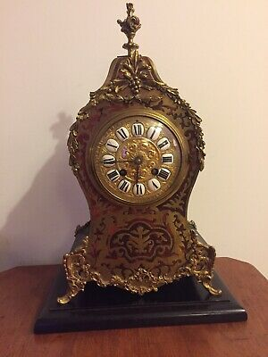 Antique Boulle Mantel/Bracket Clock