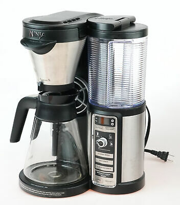 Ninja CF081 Coffee Bar Brewer Machine w/ Glass Carafe