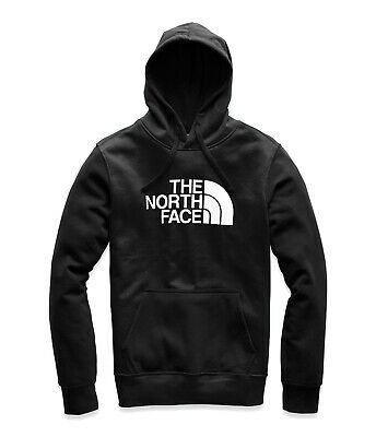 The North Face Men's Half Dome Pullover Hoodie - TNF Black/TNF White