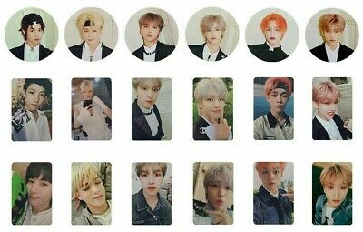 Nct Dream Official Photocard & Circle Card Photo We Boom Version Album Mini New