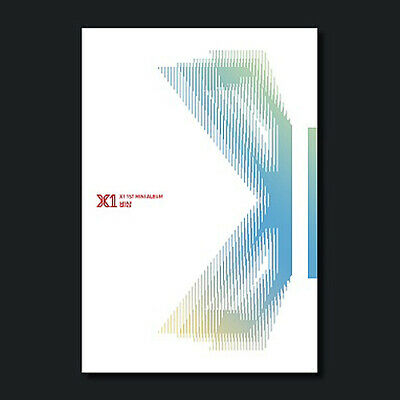 X1 FLY:QUANTUM LEAP 1st Mini Album FLY Ver CD+P.Book+Stand+Card+B.Mark+Pre-Order