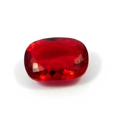 Treated Faceted Garnet Gemstone 37.05 CT 24x17 mm RM 16780