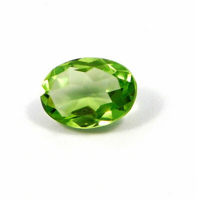 Treated Faceted Emerald Gemstone  14CT 16x11x7mm  RM17932