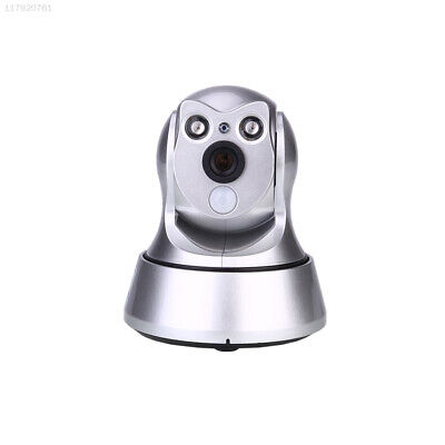 CF69 Surveillance Cameras Silver Baby Monitor WiFi 960P HD IP 64G DC 5V 2A