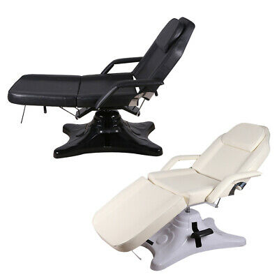 HYDRAULIC BEAUTY BED Massage Table Couch Cosmetics Salon Bed