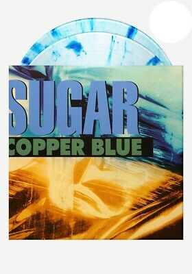 Sugar - Copper Blue / Beaster // 2xLP Vinyl limited to 500 on Blue Marble