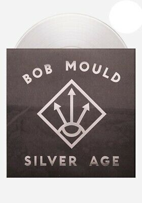 Bob Mould - Silver Age // Vinyl LP limited to 300 on Clear
