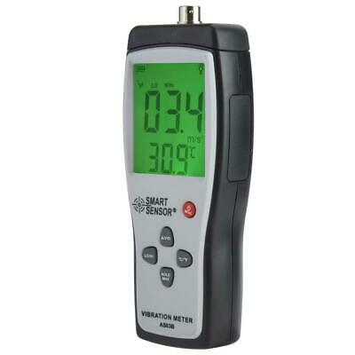 SMART SENSOR AS63B Portable Vibration Meter Electronic Vibration Test Meter