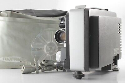 【Exc 】 8MM Fujicascope M25 Film Projector Fuji film From Japan #468