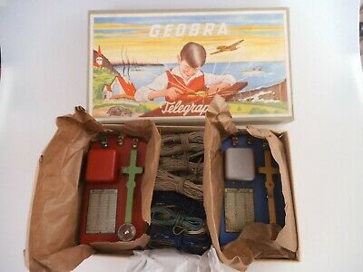 Geobra Telegraph - Made in Germany - in OVP (3161)