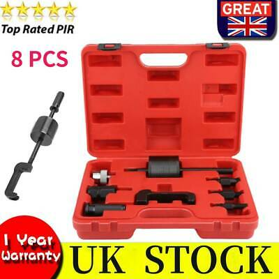 8pc Injector Extractor Remover Diesel Puller Set Kit Common Rail Mercedes CDI