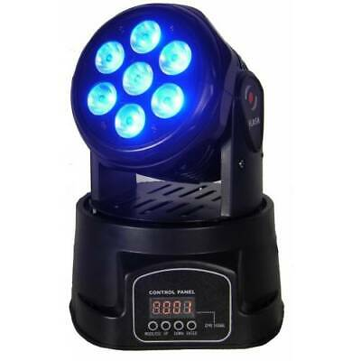 LED MOVING HEAD 7x10W RGBW 4in1