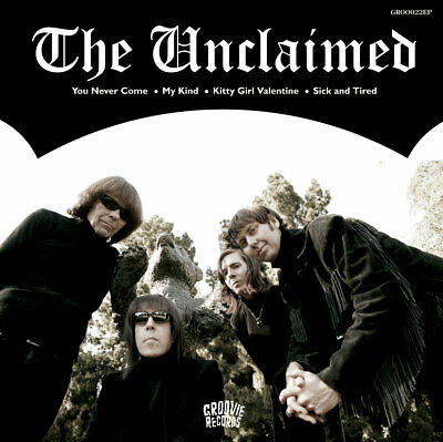 THE UNCLAIMED - THE UNCLAIMED // Vinyl EP limited edition to 300 copies