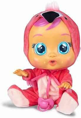 Cry Babies Fancy Doll Kid Girls Toy Gift Real Tears Realistic Sounds New