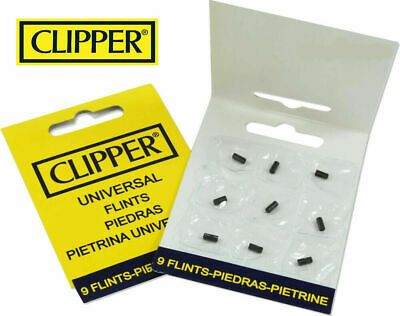 Clipper Universal Lighter Flints Fit For All Types Lighters  Swan Zippo