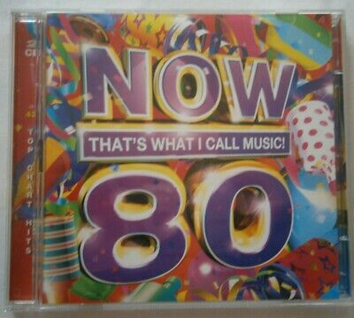 Various Artists - Now That's What I Call Music! 80 - Various Artists CD
