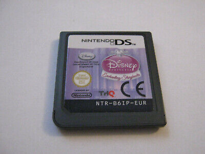 Disney Princess: Enchanting Storybooks ds game only