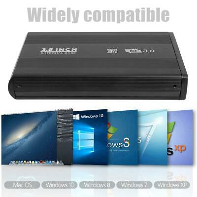USB2/3.0 to SATA Port 5 Gbps Portable External SSD Hard Drive Enclosure Case
