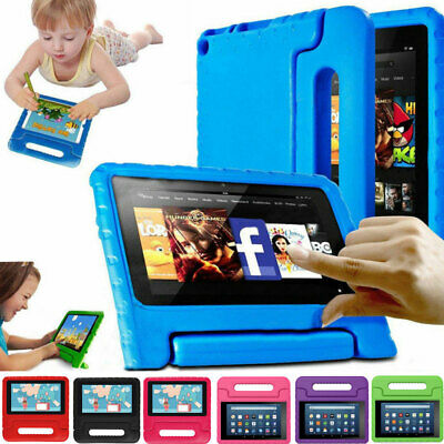 All-New Amazon Fire 7 9Th Gen Tablet 2019 Kids Case ShockProof EVA Handle Cover