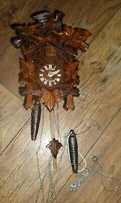 Schneider Cuckoo Clock Need Slight Attention