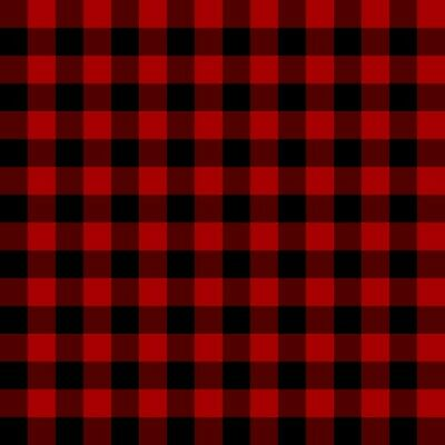 Buffalo Plaid Outdoor Adhesive Vinyl for Car Decals & Signs - Oracal Permanent
