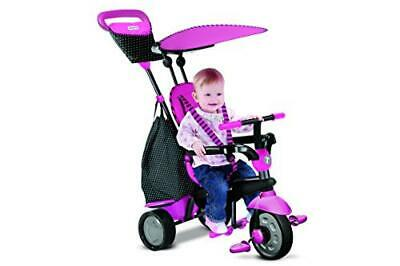 smarTrike 6951500 - Triciclo Glow Touch Steering 4 in 1 - NUOVO