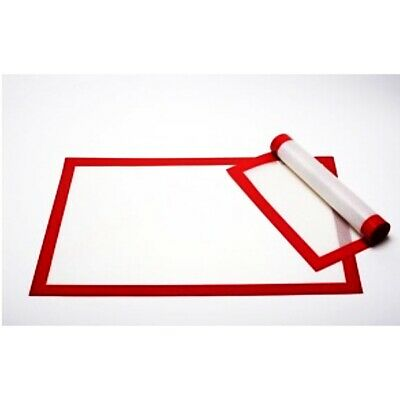 Catering Silicone Non Stick Baking Mat Sheet Tray Oven Liner Rolling Cake 58.5cm