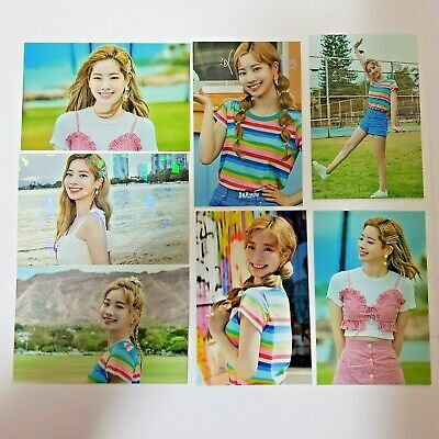 Twice Twaiis Twaii's  Shop Official Pop-Up In Seoul Korea Trading Card Dahyun