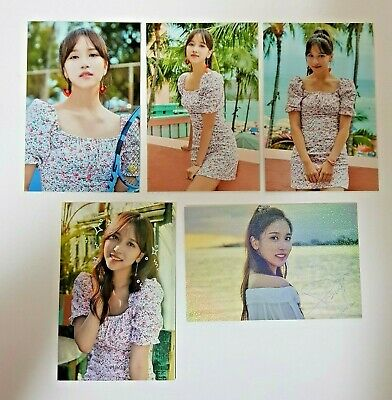 Twice Twaiis Twaii's  Shop Official Pop-Up In Seoul Korea Trading Card Mina