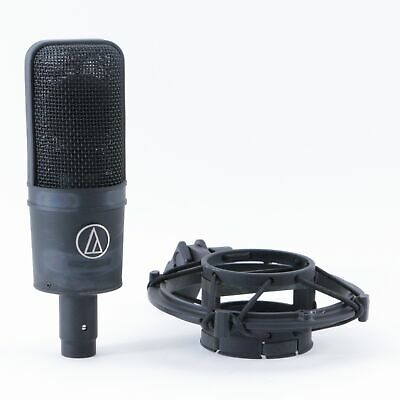 Audio-Technica AT4033A Condenser Cardioid Microphone MC-3725