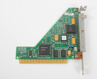National Instruments NI PC-DIO-24/PnP  24-bit Digital I/O Board for ISA Computer