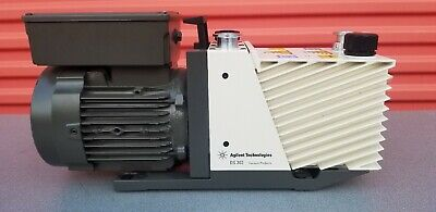 Agilent/Varian DS 302  Rotary Vane Vacuum (The Item is in MINT condition )