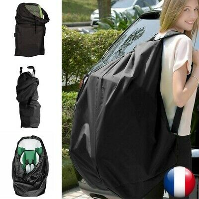 Car Child Safety Seat Travel Carry Bag Dust Cover Protector Travelling Storage
