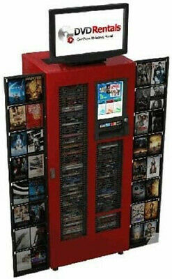 DVD Now S250 Movie Rental Kiosk Model- S250