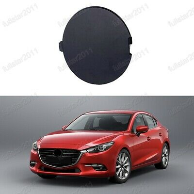1 Pcs Front Bumper Tow Towing Hook Cover Trailer Eye Cap Generic fit for Honda HR-V 2016-2017