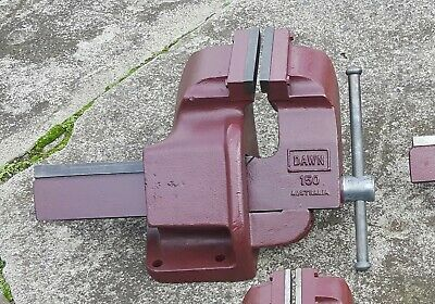 #60181 - 150Mm Dawn Sidchrome Offset Bench Vice