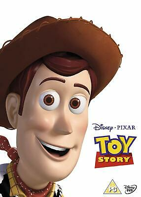 Toy Story - 2010 Tom Hanks, John Ratzenberger, John Lasseter New UK Region 2 DVD