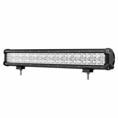23inch CREE LED Light Bar Spot + Flood Driving Lamp For Offroad Truck CROSS DRL