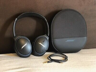 Bose SoundLink® around-ear wireless headphones II - Barely Used!