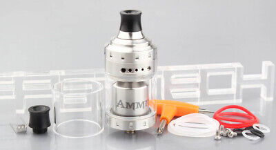 Authentic GeekVape Ammit MTL RTA Rebuildable Tank Atomizer (Standard Edition) St