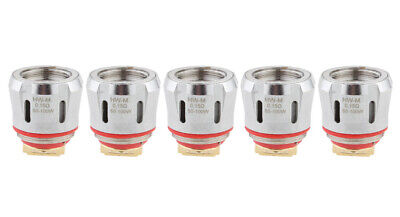 Authentic Skullvape HW-M Coil Head for Eleaf ELLO Duro Clearomizer (5-Pack)