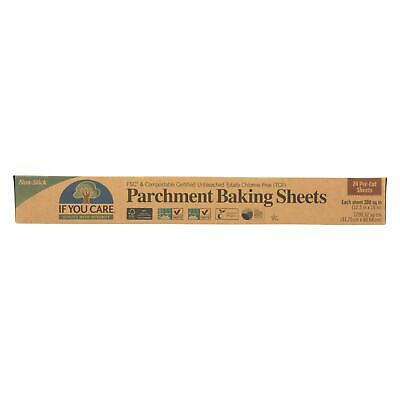 If You Care Parchment Baking Sheet - Paper - Case Of 12 - 24 Count
