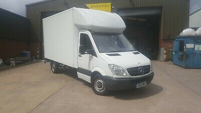 2013 Mercedes-Benz Sprinter 313 CDI LWB LUTON Van with Tail Lift £4999