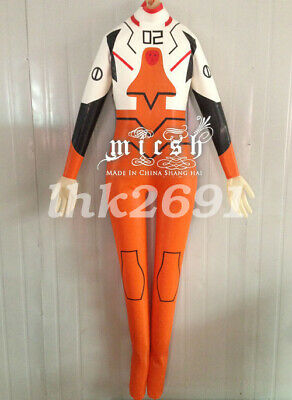00% Latex Unisex Schwarz und Orange catsuit Overall bodysuit 0.4mm Size S-XXL