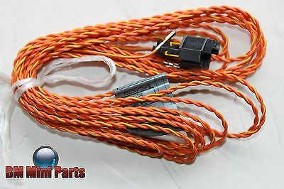 BMW E38 E39 REPLACEMENT FRONT SEAT AIRBAG CABLE 61129118121
