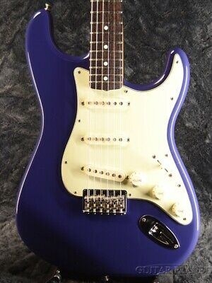 Fender Robert Cray Stratocaster -Violet- 2010 USED Free shipping ta80217