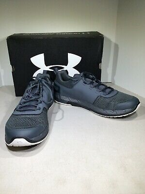 huge selection of 5655c d57b5 UNDER ARMOUR MENS Commit TR X NM Training Shoes White Black ...